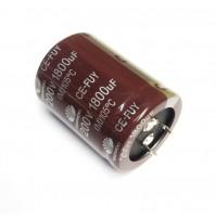 Condensatore Elettrolitico snap in 1800uF 200V 105°C (M) Radiale 36x47mm DAEWOO