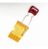 Condensatori Ceramici 3,3nF 100V tipo K passo 5mm - 5 pezzi