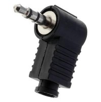 Connettore Jack 3.5mm Stereo angolare