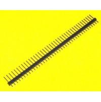 Connettore strip diritto singola fila 40 poli per PCB