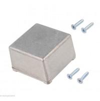 Contenitore Metallico in alluminio per elettronica 50x50x30mm con accessori
