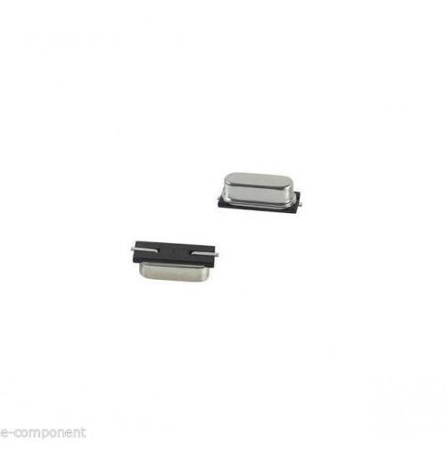 Crystal Quarz 16000kHz (16 MHz) case: HC-49S SMD Passo 5mm