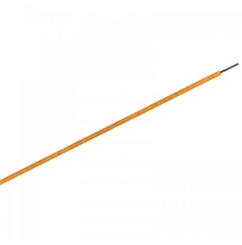 Filo Wire Wrap (a wrappare) per elettronica AWG30 colore ARANCIO (5 Metri)