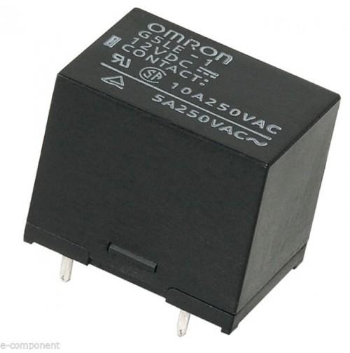 G5LE-1 12VDC Relè OMRON da 10 Ampere 12Vdc