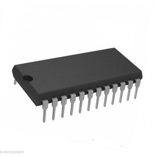 INS8243J  - Case: CER DIP24 - NATIONAL SEMICONDUCTOR