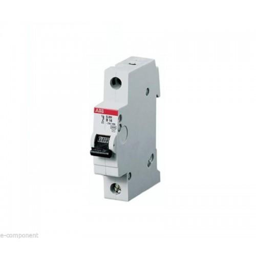 Interruttore Magnetotermico 1 polo corrente continua 3A 250V ABB mod. S281UC-Z3