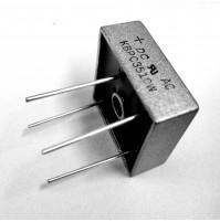 KBPC3510W Ponte raddrizzatore 35A 1000V Case Metal