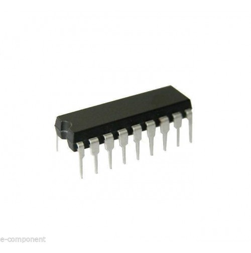 LM3914N-1 IC Driver DOT BARRA DISPLAY - Case: DIP18