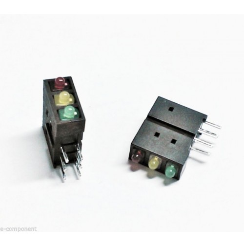 Led Semaforo Rosso/Giallo/Verde 1.8mm - 1 Pezzo