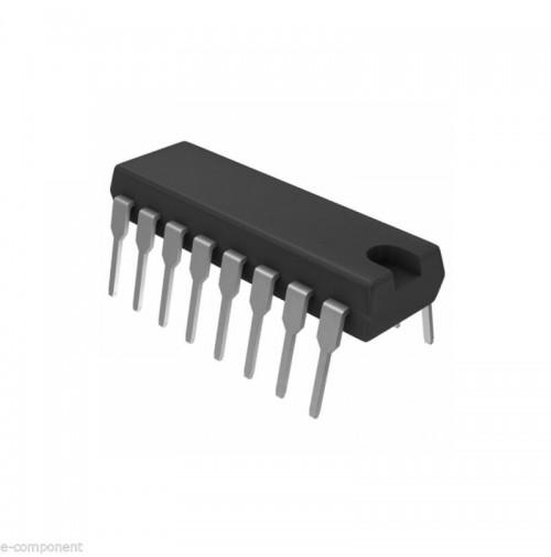 MC14520 - Case: DIP16