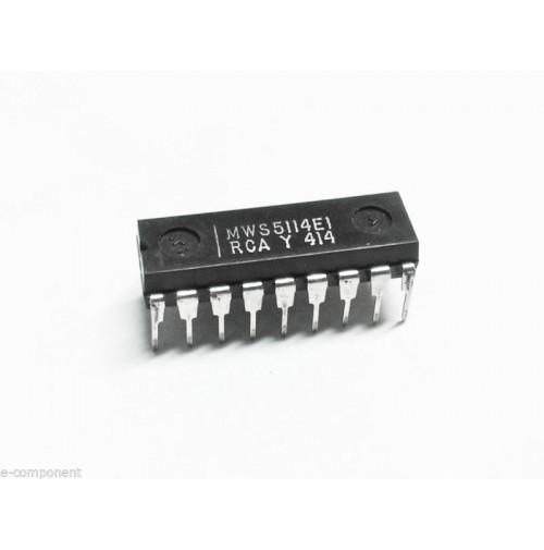 MWS5114E1 - Case: DIP18 - RCA