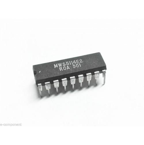 MWS5114E2 - Case: DIP18 - RCA