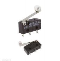 Microinterruttore DB1C-A1RC, SPDT-NA/NC, 6A 250Vca A saldare  - CHERRY