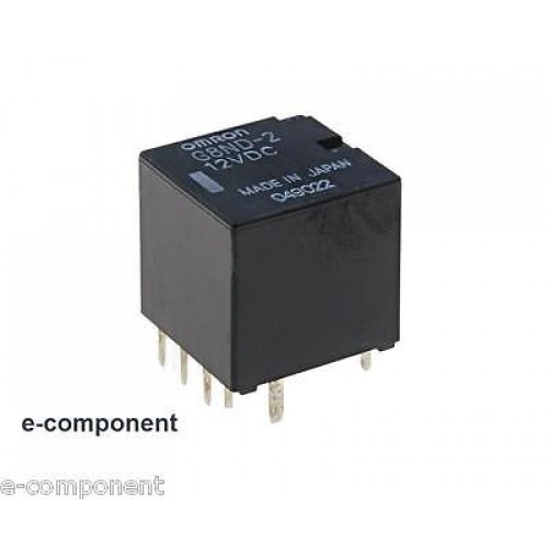 OMRON RELAY mod. G8ND-2 DC12