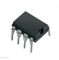 PIC12C508A/P-04 - Case: DIP8