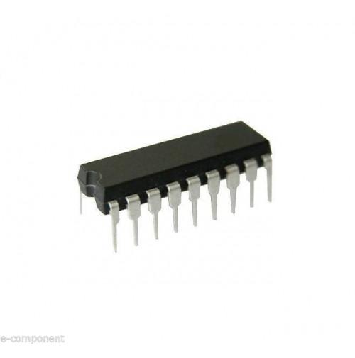 PIC16F627-04/P - Case: DIP18