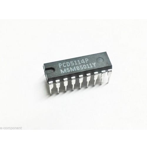 Philips PCD5114P - Case: DIP18