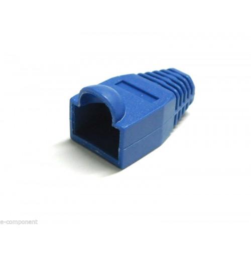 Protezione per spina RJ45 colore AZZURRO