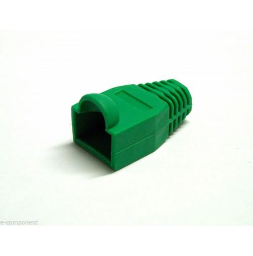 Protezione per spina RJ45 colore VERDE