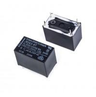 RELE' JV-24S-KT Bobina 24Vdc 5A/250VAC 5A/30VDC SPST-NO da circuito stampato