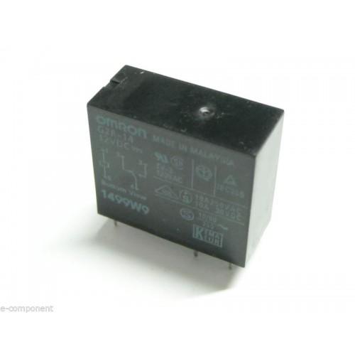 RELE' OMRON G2R-14-DC12 Bobina 12Vdc 10A da circuito stampato