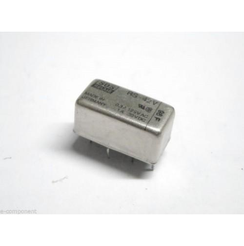 RELE' SDS RELAIS RS-42V 42Vdc monostabile da circuito stampato