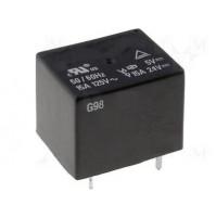 Relè da circuito stampato 15 Ampere 5Vdc