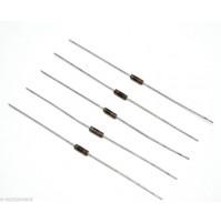 Resistenza carbone 100 ohm  ± 2% 1/4W RG07 NEOHM - 5 Pcs