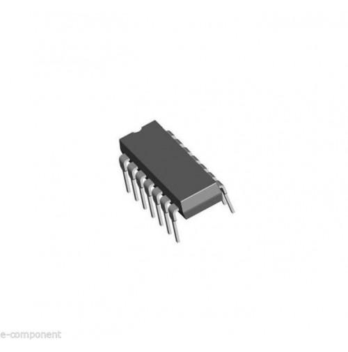 SN7406N - Case: DIP14