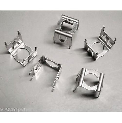 Supporto metallico Codificatori meccanici staffa di montaggio  (5 pezzi)