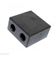Toroide Binoculare Amidon - Two hole Ferrite Balum Core BN61-002