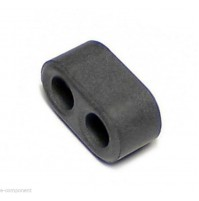 Toroide Binoculare Amidon - Two hole Ferrite Balum Core BN61-1502