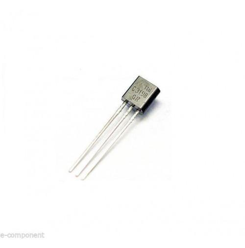 Transistor 2SC 3198 - 2SC3198 NPN 60V 150mA 400mW