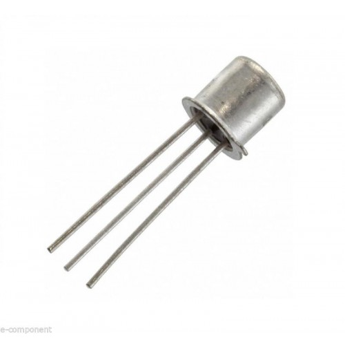 Transistor J-FET 2N4391 Fairchild N-channel Case:TO-18