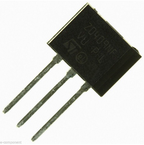 Z0405MF -  TRIAC 4A 600V 5mA - Case: TO202-3