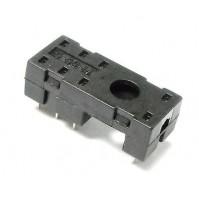 Zoccolo per Relè da circuito stampato per relè con reofori piatti