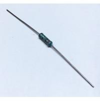 RARO x9mm 50x 24093 nostalgia resistenza 1,5 Ohm 1//2w strato di carbone d3