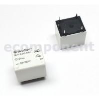 RELAY RELE' FINDER Cod. 36.11.9.012.4001 - 12V 10A da circuito stampato F003217